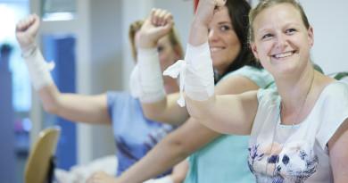 De uitgebreide workshop EHBO aan baby's en kinderen